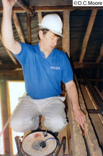 Under Strength Timber Beams How To Repair Stiffen And