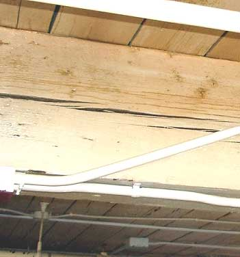 How To Repair Structural Wooden Beams
